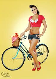 pin up girl - Buscar con Google