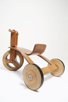 Triciclo Woody on Behance