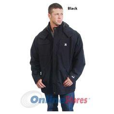 Carhartt Men's Waterproof Breathable Coat