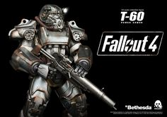 #threezero #Fallout #Fallout4 #FO4 #Bethesda #BethesdaSoftworks #PowerArmor #T60 #collectible #toy #toys #hobby #collecting #toyphotography