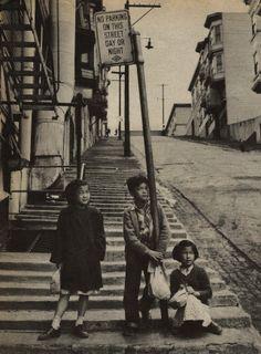 San Francisco, California 1947