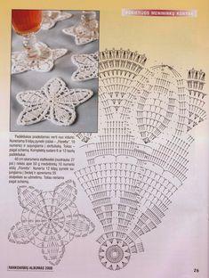 Kira scheme crochet: Scheme crochet no. 73