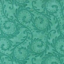 Terrain Fabric by Kate Spain Fern Jade