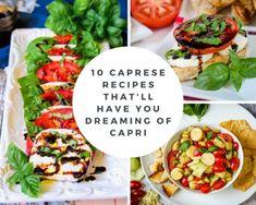Tomato Caprese, Caprese Chicken, Caprese Salad, Southern Squash Casserole, Balsamic Grilled Chicken, Summertime Salads, Classic Salad, Bruschetta Recipe, Pinch Recipe