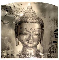 PD Global Buddha Head Wall Art  FurnitureClick.co.uk #OnlineFurnitureStoreUK #CheapFurnitureUK #LowPriceFurniture #LivingRoomWallArt #LivingRoomPlaque #WallPaintingsOnline Living Room Accessories, Buddha Head, Online Furniture Stores, Wall Plaques, Statue, Wall Art, Sculptures, Wall Decor, Sculpture