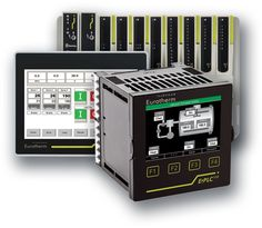 """Eurotherm E+PLC (Actually a PAC, but they don't call it that, just describe a PAC and call it the """"E+PLC"""")"""
