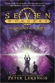 The Legend of the Rift. By: Peter Lerangis. Call # JF LER