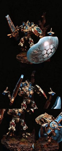 The Internet's largest gallery of Painted Miniatures and Miniature Painting art - Site Figurine Warhammer, Warhammer 40k Figures, Warhammer Models, Warhammer 40k Miniatures, Warhammer Paint, Warhammer 40k Art, Warhammer Fantasy, Miniaturas Warhammer 40k, 40k Armies