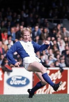 Gordon Smith Birmingham City 1972