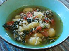 gnocchi soup - Pesquisa Google