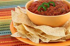 salsa para tacos casera