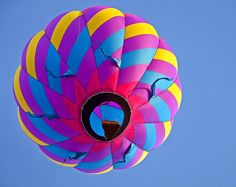 The Magical Spinning Balloon by jimflix!, via Flickr