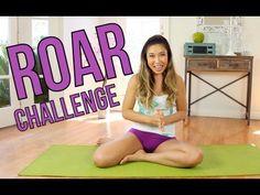 Roar Challenge for Abs & Inner Thighs | POP Pilates