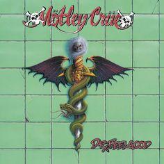 Mötley Crüe - Dr. Feelgood  Elektra 9 60829-2 - Enregistré en 1989 - Sortie le 1er septembre 1989  Note: 7/10