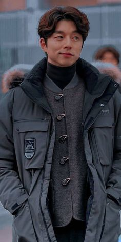 Korean Male Actors, Handsome Korean Actors, Korean Celebrities, Asian Actors, Celebs, Goblin Korean Drama, Goblin Gong Yoo, Goblin Kdrama, Yoo Gong