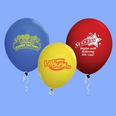 Shop InkHead for a great selection of promotional balloons.  Buy online or request a quote for custom balloons, imprinted balloons and customized balloons.