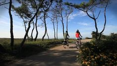 La Vélodyssée. 1200kms cycle trip down the Atlantic coast of France. I'm defo going to do this!!