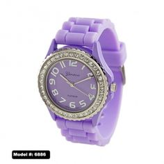 Lavender Geneva  Watch $65