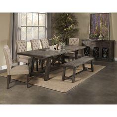 $820 - Wayfair Alpine Furniture Newberry Extendable Dining Table