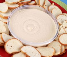 White Bean Purée | We love to serve this deliciously simple, creamy spread with bread, crackers, or roasted vegetables.