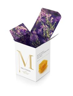Melitheon Honey - packaging design