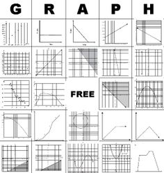I Want to Teach Forever: Graph BINGO Review Game