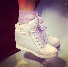 Sneakers of violetta Saison 3 ❤✔