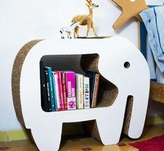 13 boas ideias para você reaproveitar papelão e decorar a sua casa.