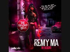 Remy Ma - Go In Go Off Prod By Jaiden Gilbert (Im Around Mixtape 2014)