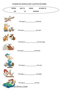 LETS WORK WITH PREPOSITIONS