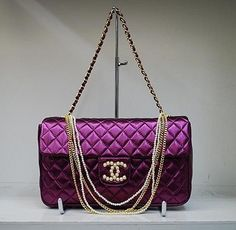 In my fave color . . . Chanel Dreamin'