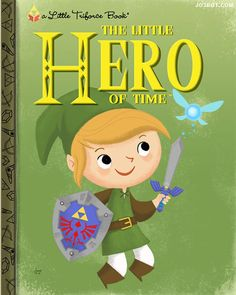 The Little Hero Of Time by Joey Spiotto