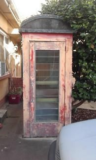 1950's  circa telephone box | Collectables | Gumtree Australia Charles Sturt Area - Seaton | 1095124673