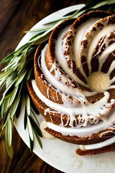 Gingerbread Bundt Ca