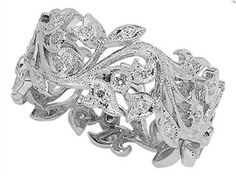 Distinctive....Jazzy! Diamond Ring