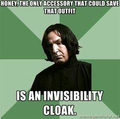 Sassy Snape