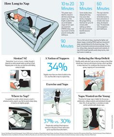 Health: How To Take The Perfect Nap -- As if I don't already know lol