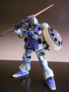 "Custom Build: HGUC 1/144 YMS-15 Gyan ""Gyan Prototype IX"" - Gundam Kits Collection News and Reviews"