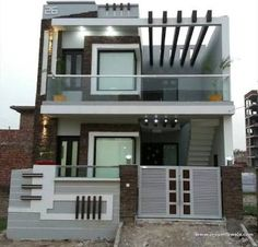 parapet wall designs - Google Search