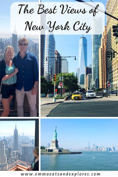 The Best Views of New York City - Emma Eats & Explores Central Park, Empire State Building, Travel With Kids, Family Travel, Travel Guides, Travel Tips, Travelling Tips, Travel Articles, Travel Advice
