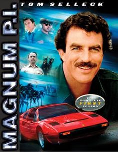 Magnum PI - really enjoyed the first season (since I never saw it) and now enjoying season 2.  Reminds me of happier times...