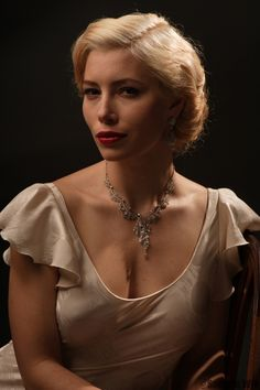 Jessical Biel in Easy Virtue