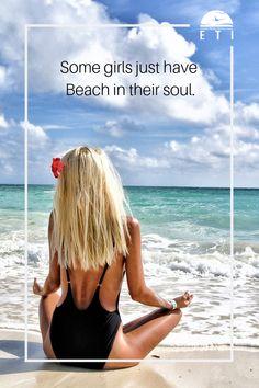 Some girls just have Beach in their soul.  Yoga mit Prema Lydia - Yoga für Anfänger & Fortgeschrittene am Roten Meer.  #reisezitate#zitate#sprüche#qoutes #meer#see#entspannung#reisen #travel#genießen#enjoy#moments #places#love#sand#yoga#ruhe#stille#achtsamkeit#entspannung #relaxl#egypt #urlaub #yoga All Inclusive Urlaub, Am Meer, Some Girls, Strand, Beach, Cheap Travel, Red Sea, Mindfulness, Nice Asses