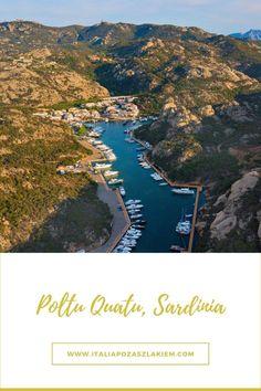 Niezwykłe Poltu Quatu – Costa Smeralda, Sardynia Monte Carlo, Costa, Track, Italy, River, Outdoor, Outdoors, Italia, Runway