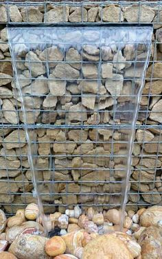 Gabion wall ideas, with FREE how-to guides, videos, pictures and advice to help inspire your gabion wall project at gabionwallexpert.com