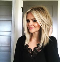 Like this cut and color
