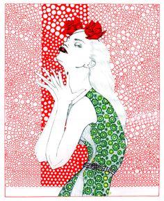 Artaksiniya.  #Artaksiniya #illustration #art