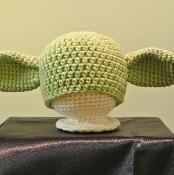 Yoda Hat (All Sizes) - via @Craftsy