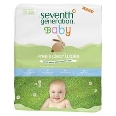 Seventh Generation™ Free and Clear Baby Wipes - 256 Count Best thing about these they are durable with a little texture for wiping soiled diapers but not so wet they break. Compared to other brands by far my favorite.