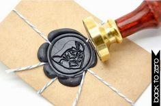Use Star Wars Wax Seal Stamps to Send Your Letters with the Force